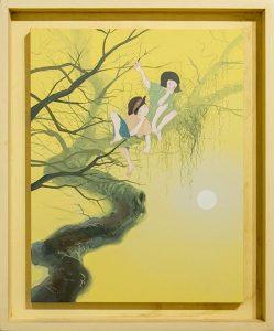 齋藤聖菜-大きな木