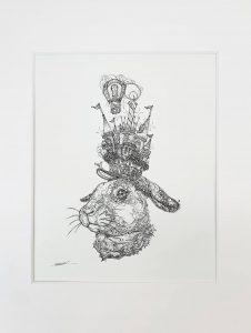 ウサギ -ノッテルシリーズ-